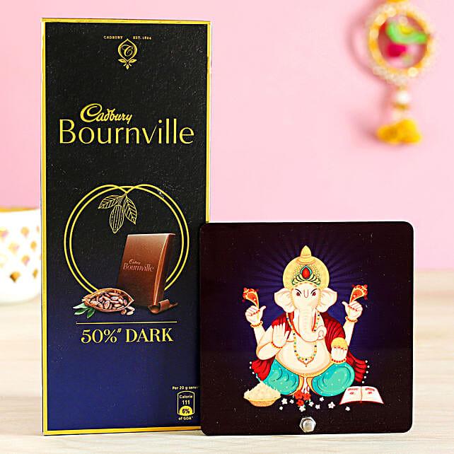 Raja Ganesha Table Top & Bournville