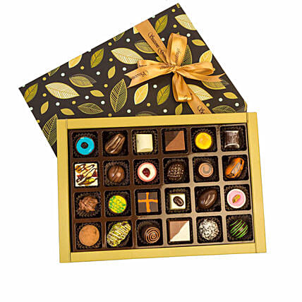 Raksha Bandhan Chocolate Box with Rakhi
