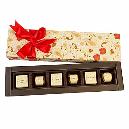 Raksha Bandhan Chocolate with Rakhi