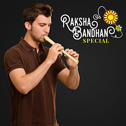 Rakshabandhan Special Flute Tunes On Call:Flute Player on Call