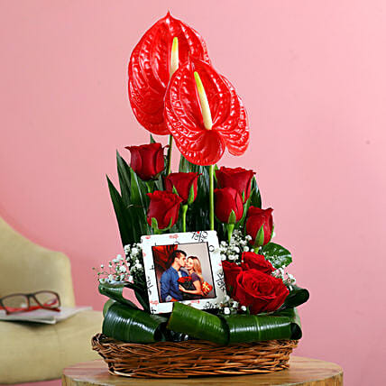 Buy Online Personalised Flower