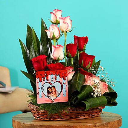 Online Personalised Flower Arrangement