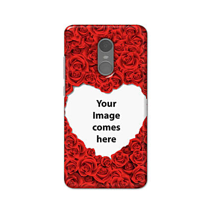 Redmi Note 4 Floral Phone Cover Online