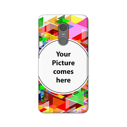 Redmi Note 4 Multicolor Personalised Phone Cover
