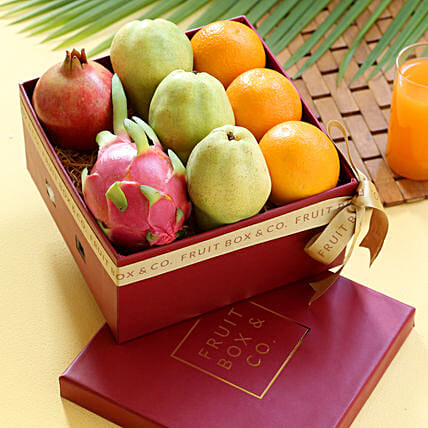 online refreshing fruit box