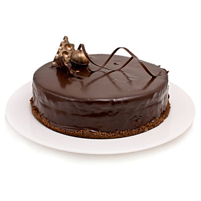 Rich Truffle Cream Cake:16th Birthday Gifts