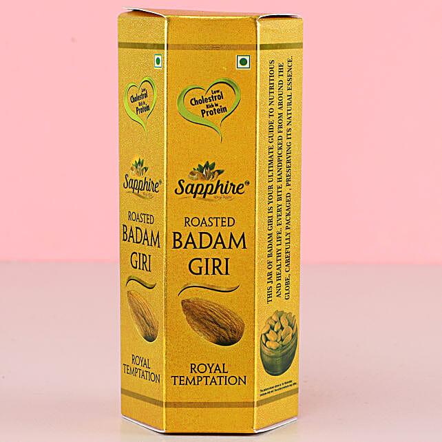 Roasted Badam Giri