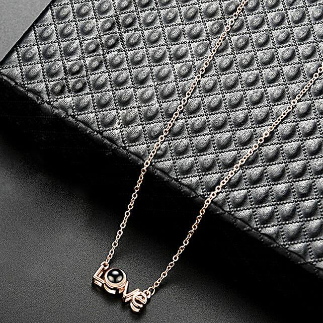 Love Necklace Online