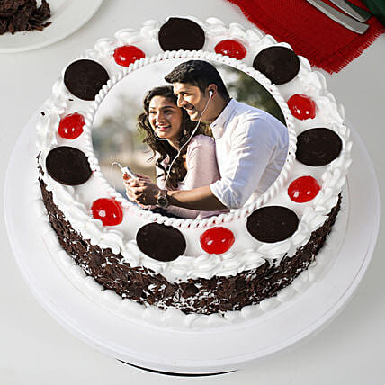 Customised Photo Cake Online