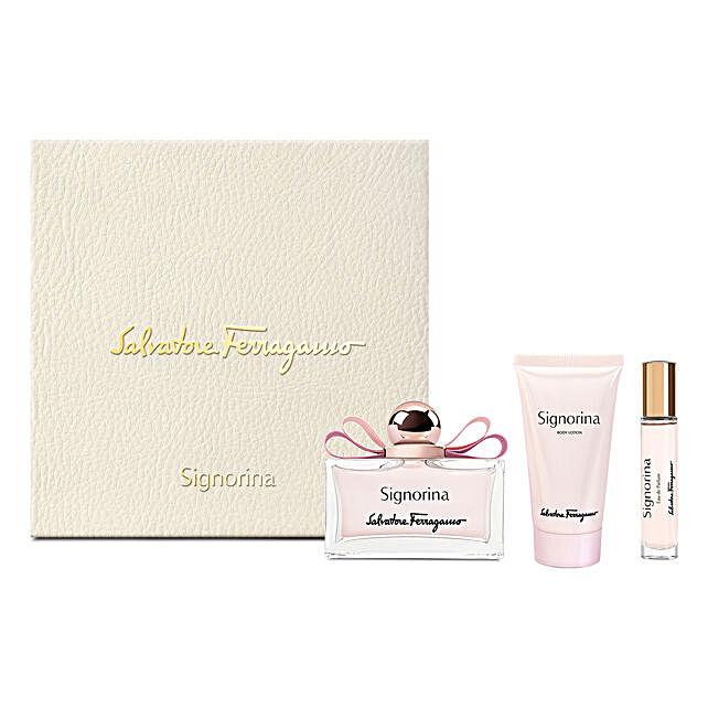 Salvatore Fragrance Gift Set for Women