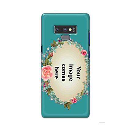 Samsung Galaxy Note 9 Blue Mobile Cover Online