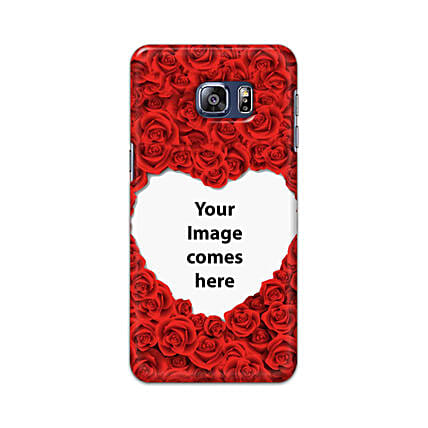 Samsung Galaxy S6 Edge Plus Floral Phone Cover Online