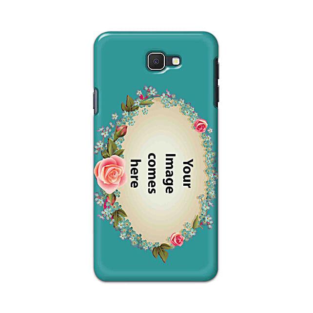 Samsung J7 Pro Blue Mobile Cover Online