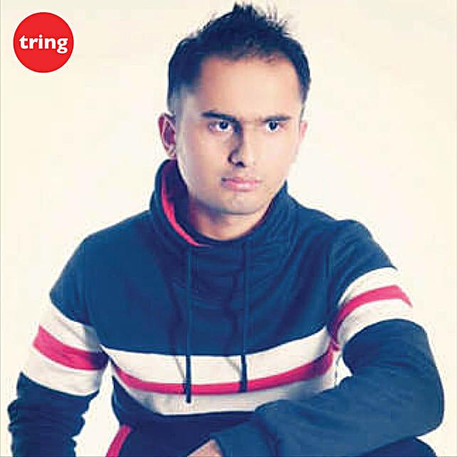 Sandesh Lamsal Personalised Recorded Video Message