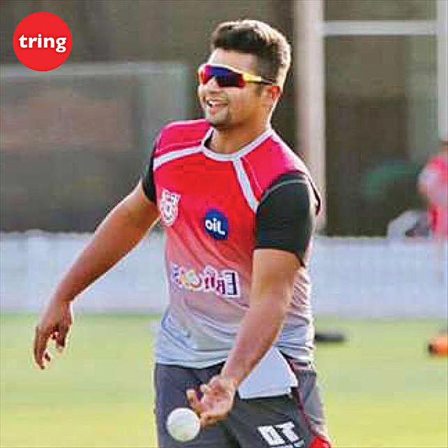 Sarfaraz Khan Personalised Recorded Video Message:Personalised Sportsperson Video Messages