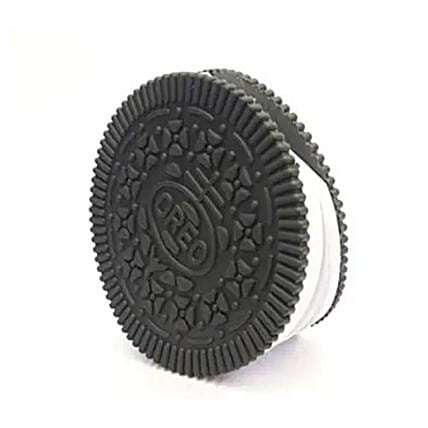 Scented Oreo Shaped Travel Friendly Notepad