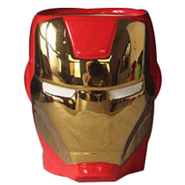 Buy Online  Ironman Mug:Funny Gifts