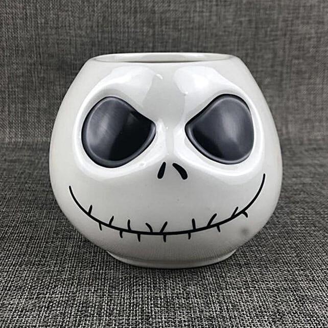 Buy Online Jack Head Mug:Halloween Gifts