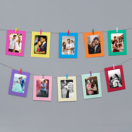 home décor hanging photo frame