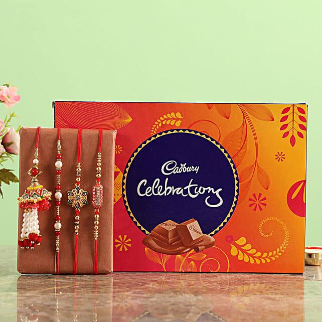 Rakhi And Celebrations Box Online