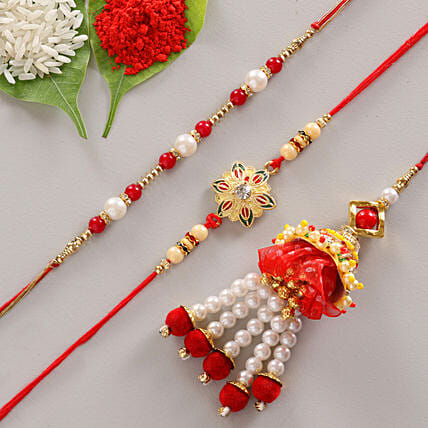 royal rakhis online:Send Designer Rakhi