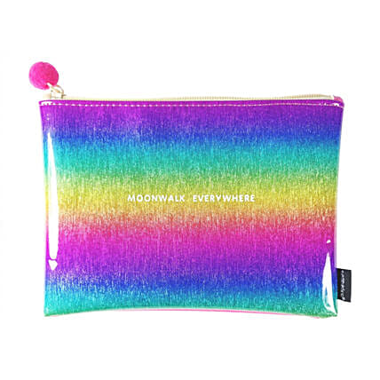 Kids Rainbow Pencil Case