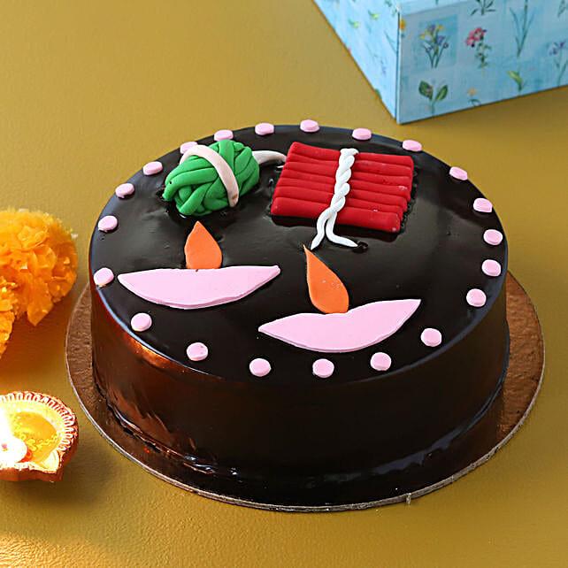 diwali special cake online