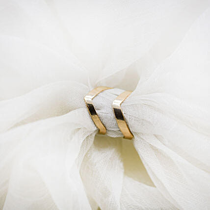 Online Golden Ring For Her:Jewellery Gifts