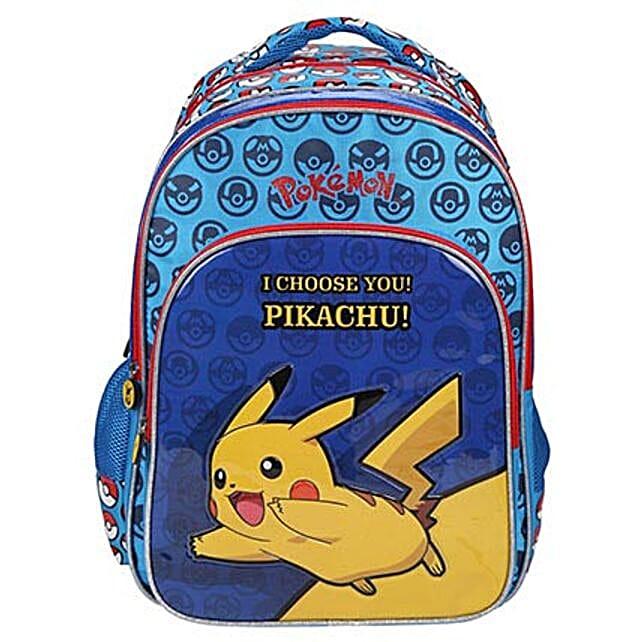 Simba I Choose Pikachu Backpack Large