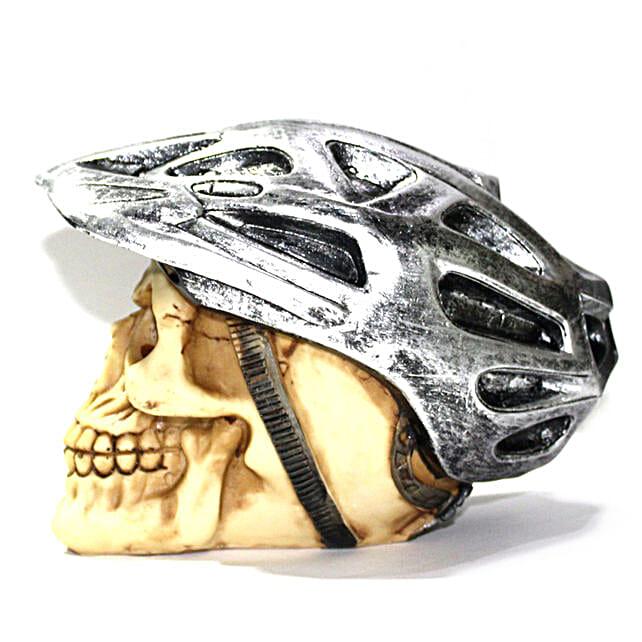 Skull Ghost Rider Show Piece:Show Piece