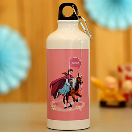 personalised water bottle for kid
