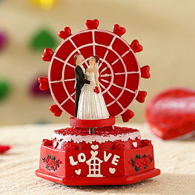So In Love Musical Decor:Send Home Decor for Wedding