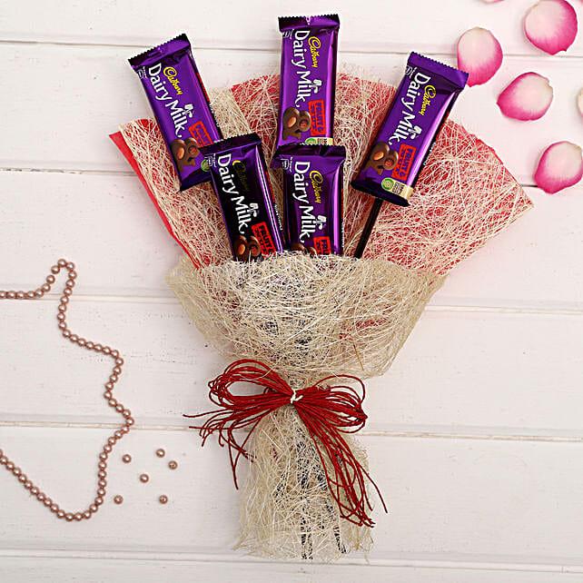 Special Cadbury Fruit N Nut Bouquet