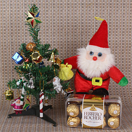 Online XMAS Tree Hamper