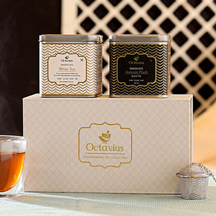 Premium Tea Leaf Hamper Online:Tea Gift Hampers
