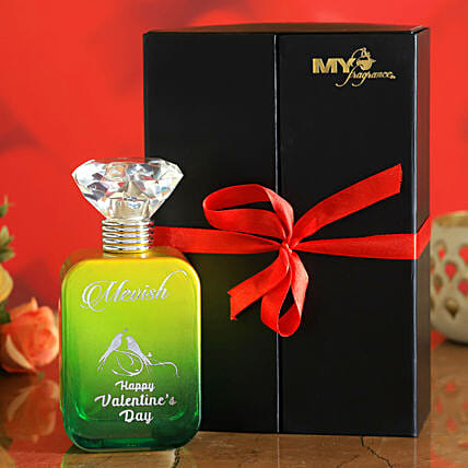 Special Love Personalised Rock Perfume
