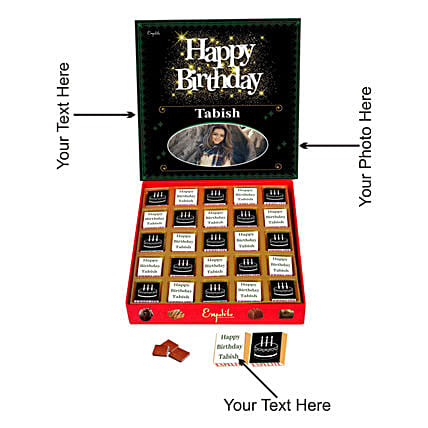 online chocolates for birthday