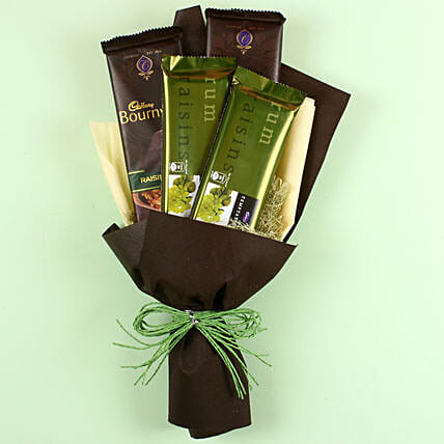 Special Temptations & Bournville Bouquet