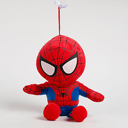 Spiderman toy:Soft Toy