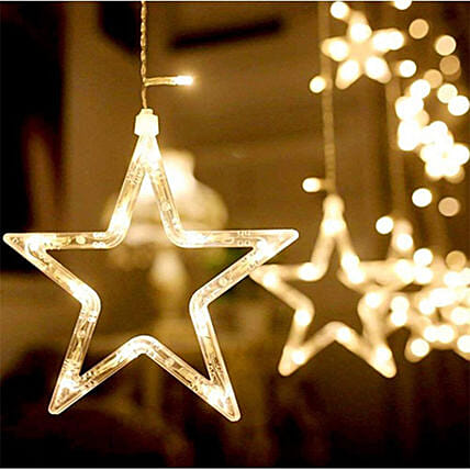 Star Curtain Lights:Send Unique Gifts
