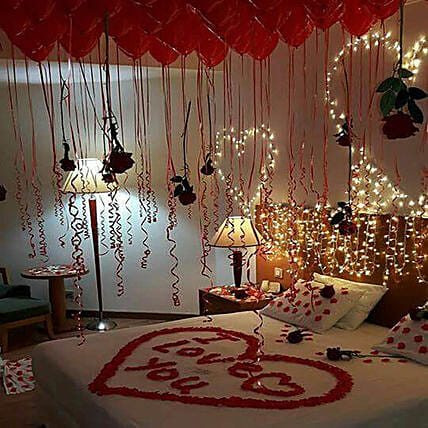 Starry 1St Night Decor
