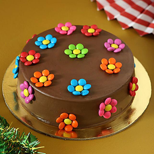 chocolate cake for christmas online