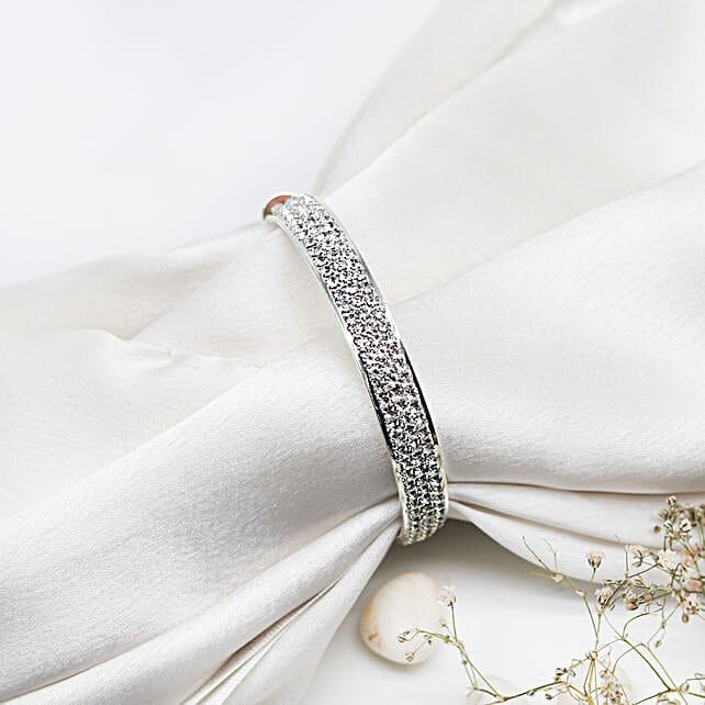 Online Silver Bracelet