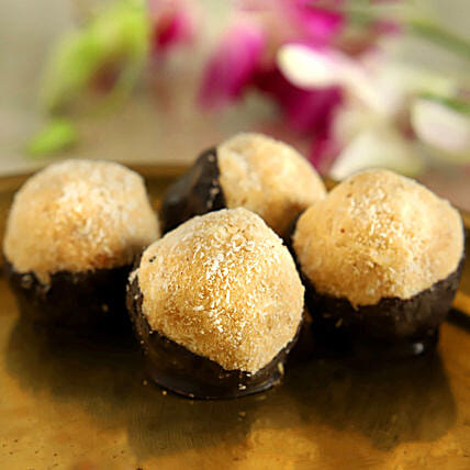 online sugar free coconut laddu