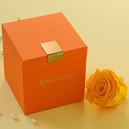 Premium Forever Rose in Box