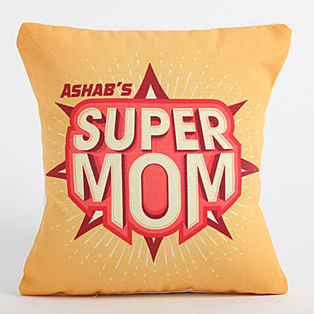 SuperMom Cushion