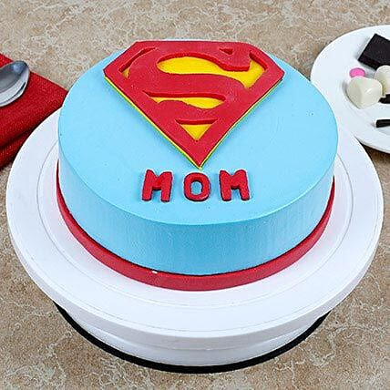 Supermom Chocolate Cake 1kg Eggless
