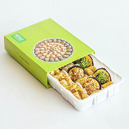 baklawa sweet by kesar