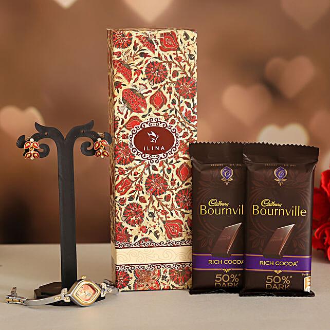Sweet Love Valentine Gift Set:Ilina Gift Sets