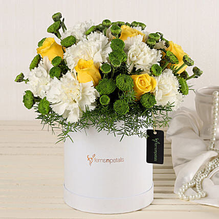 Online Flower Arrangement:Buy Easter Gifts